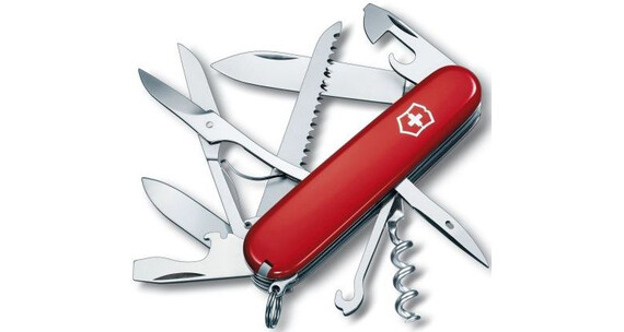 Victorinox Huntsman Red